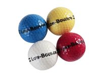 Low Bounce (Gloss) Minigolf Balls 50 Pack